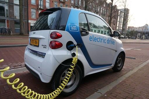 Ремонт электрического автомобиля